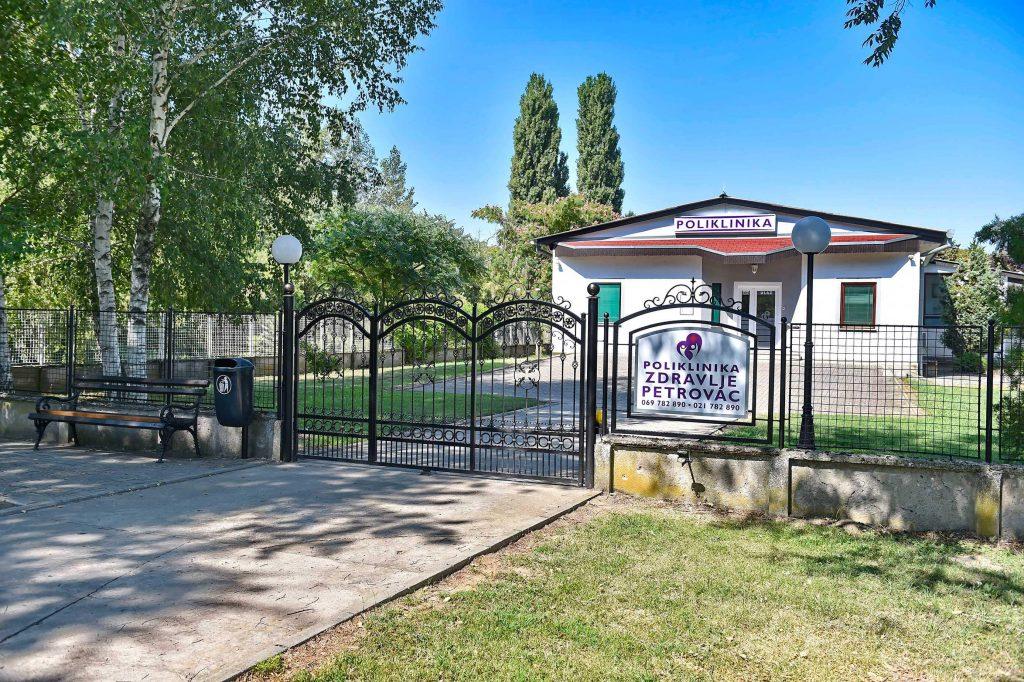 Poliklinika Zdravlje Petrovac